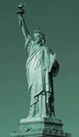 Photo of Statue of Liberty from the National Park Service, retrieved from http://www.nps.gov/elis/.
